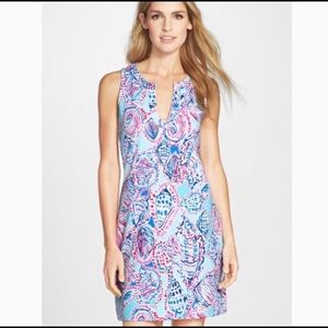 Lilly Pulitzer Estrada Shift Dress - like new!